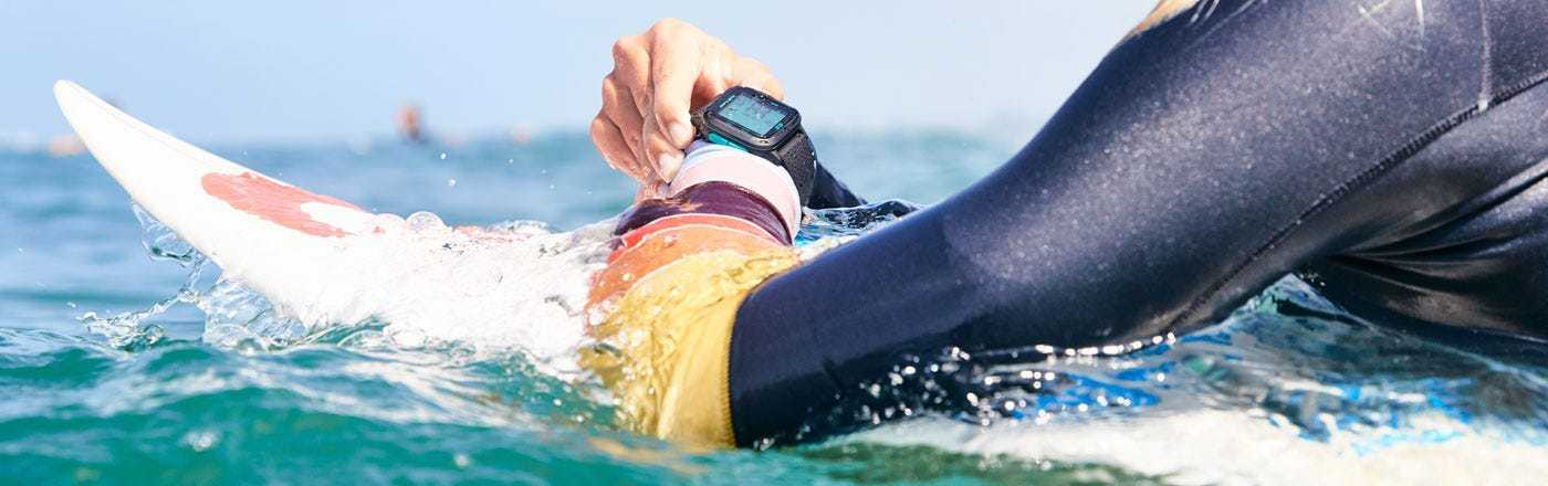 waterproof watches for surfing