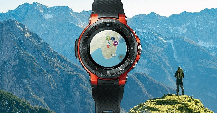 best casio gps watch - gps hiking watch - best backpacking watch for hiking - outdoor smartwatch