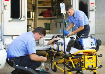 Men's watches fort EMT workers saving life