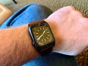 apple watch orientation makes it convenient to wear apple watch upside down