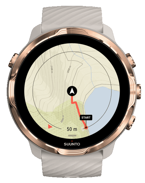 best gps smartwatch for hiking and running
