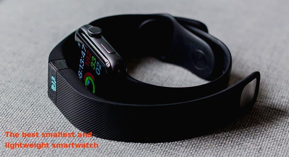 best smallest slimmest lightweight and thinnest smartwatch