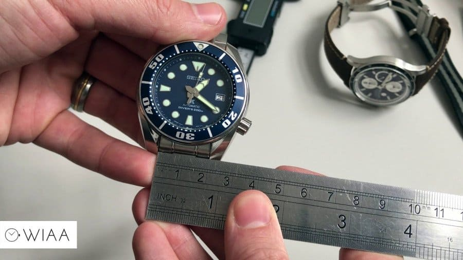 Guide to Watch Band Sizing - how to measure watch lug width