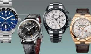 What's The Best GMT Watch under 500? -  Reliable And Elegant Multi-Timezone Watches