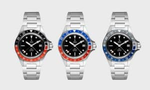 The Latest Best GMT Watches under 1000 Dollars - Affordable Alternative To Rolex II Master