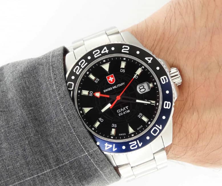 How to read a gmt watch - how gmt watches work