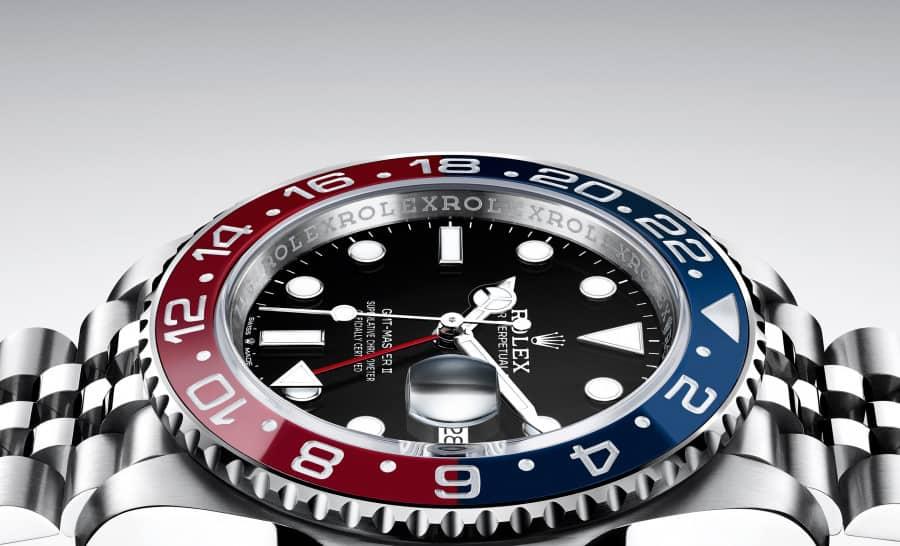 Best gmt watch - Rolex GMT master II