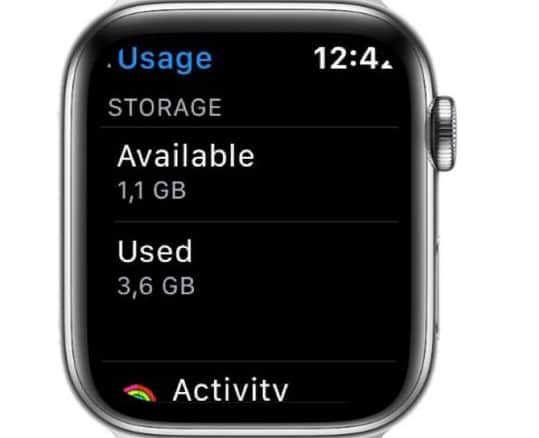 How To Make Storage On Apple Watch - how to free up space on Apple Watch series 3, 4, 5 and 6