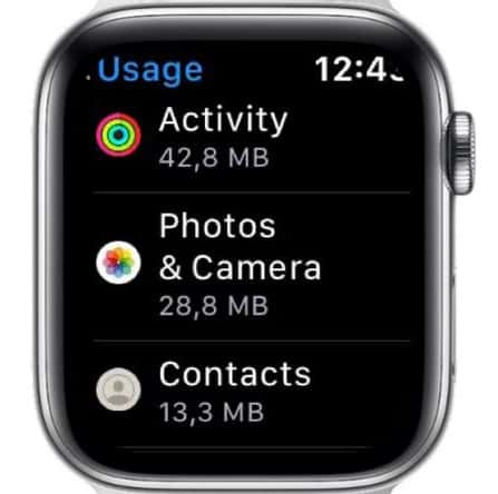 save space- how to free up space on Apple Watch series 3, 4, 5 and 6 - how to free up storage on Apple watch - how to manage storage on apple watch