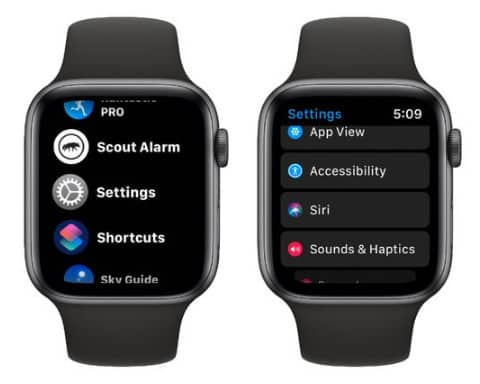 how to extend apple watch battery life - by Turn off siri on apple watch