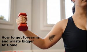 Got Skinny Forearms And Small Wrists? Here's How To get Bigger Wrists In 2 Weeks - No risk!
