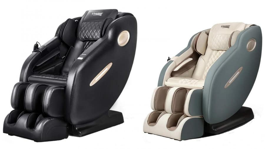 How to choose the best massage chairs under $2000 - Buying guide
