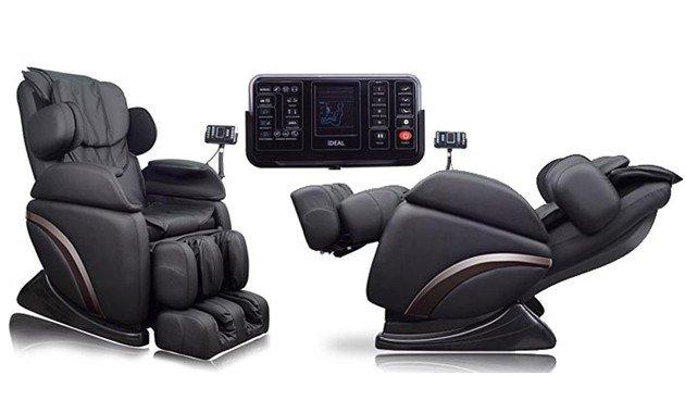 best massage chair under 2000 settings