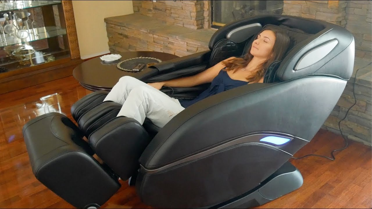 best therapeutic massage chair for relaxation and after-work stress removal