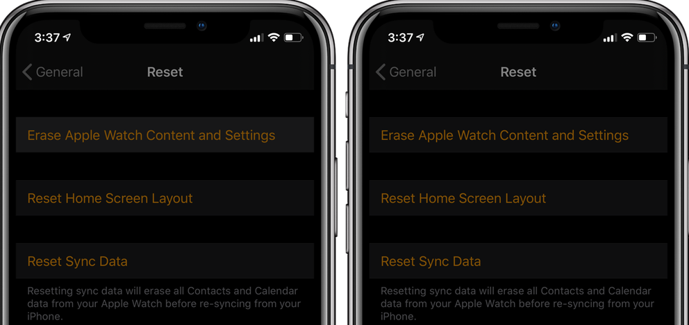 how to reset apple watch without phone - how to reset apple watch without paired phone