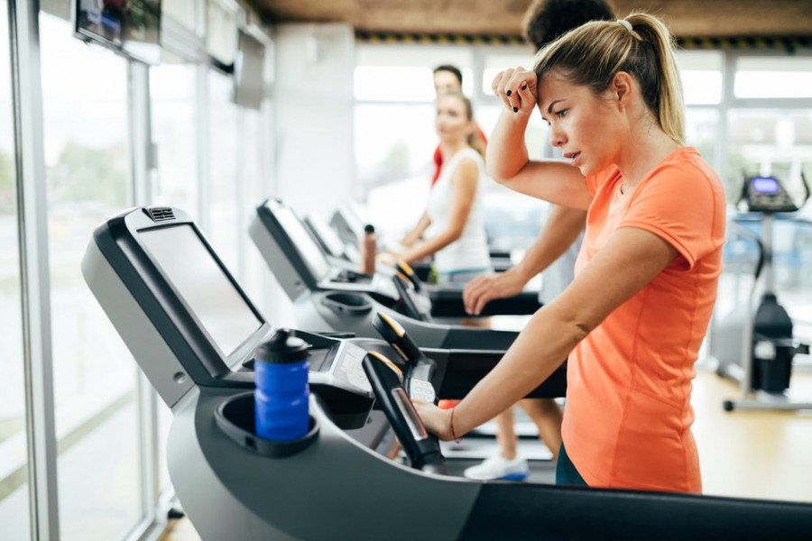 woundering why you are not getting results ? - you are doing too much cardio