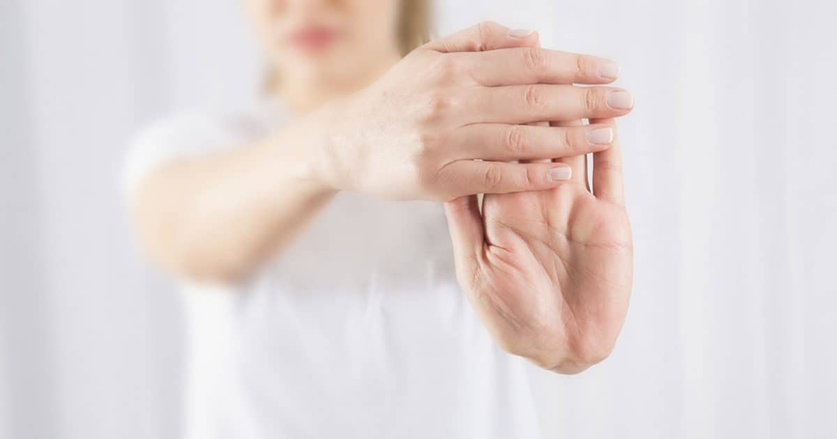 How to make your wrist strong with wrist stretches