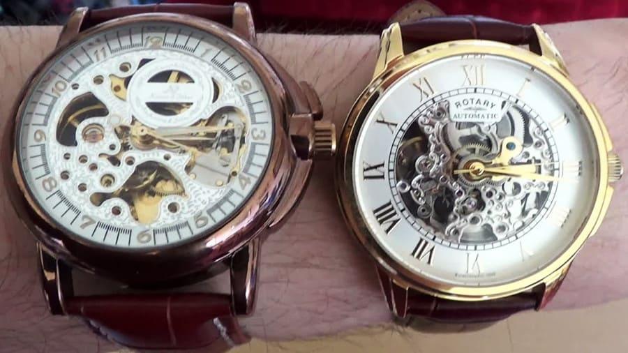 best skeleton watches for men - budget skeleton watch to luxury skeleton watches