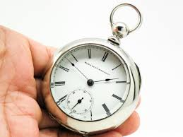 HowTo wind a pocket watch
