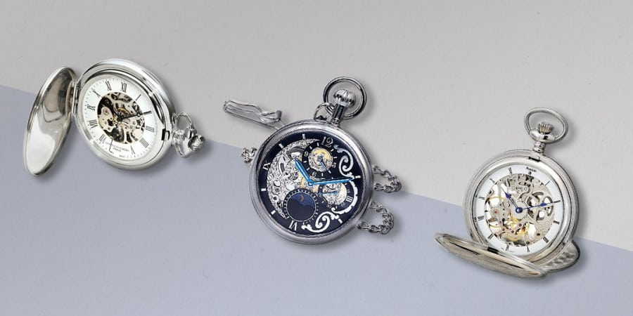 best pocket watches from budget to luxury